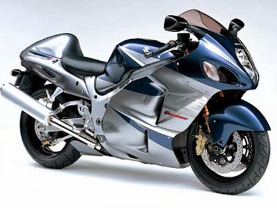 hayabusa bike