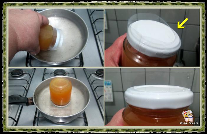 Geleia de pêssegos 7