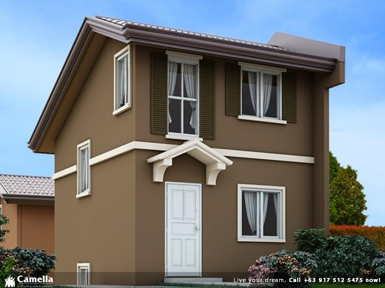 Hanna Downhill - Camella Alta Silang| Camella Affordable House for Sale in Silang Cavite