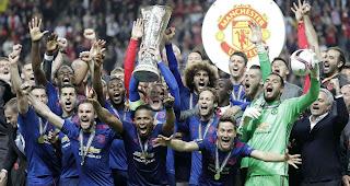 FÚTBOL - El Manchester United de Mourinho es el nuevo campeón de la Europa League