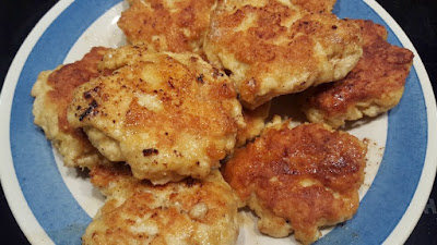 Healthy chicken burgers recipe