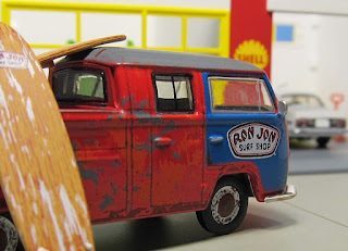 GreenLight volkswagen double cab