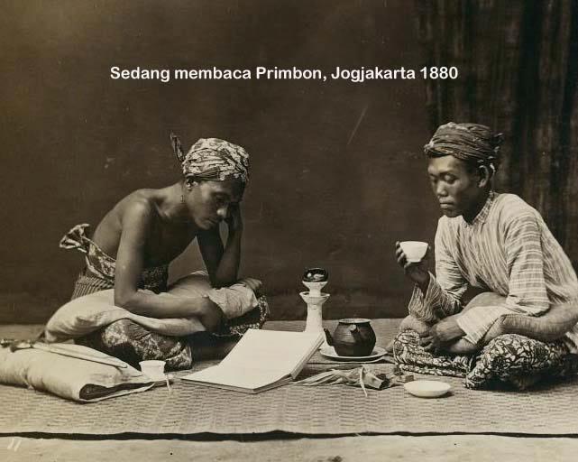 Foto Orang Jawa Tempo Dulu