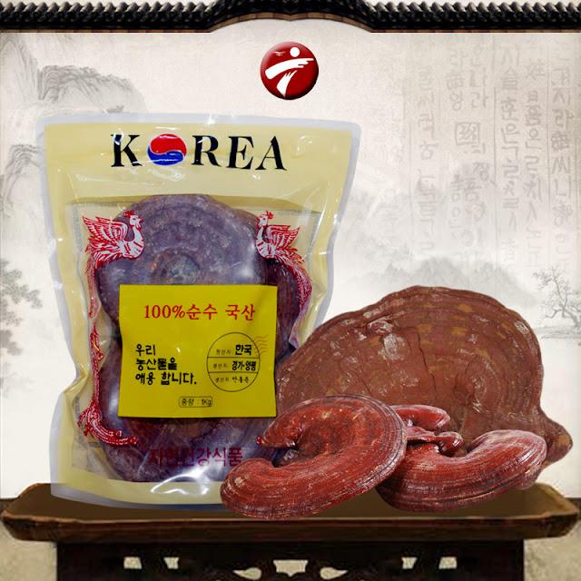 mua nấm linh chi đỏ chất lượng