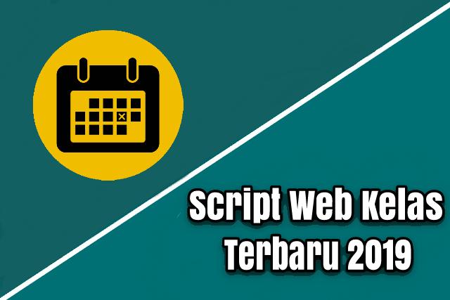 Download Script Web Kelas