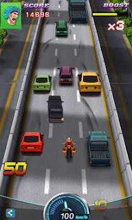Moto racing - Traffic race 3D APK