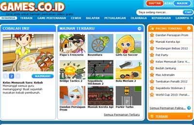 Artikel Informasi Berita Bermain Games Online Gratis Di Games Co Id