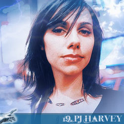 The 30 Greatest Music Legends Of Our Time: 19. PJ Harvey