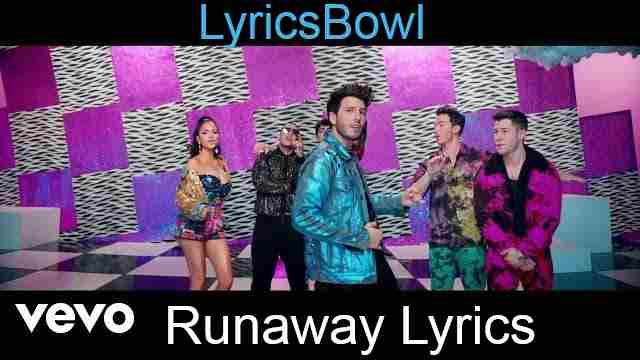Runaway Lyrics - Sebastián Yatra, Daddy Yankee, Natti Natasha | LyricsBowl