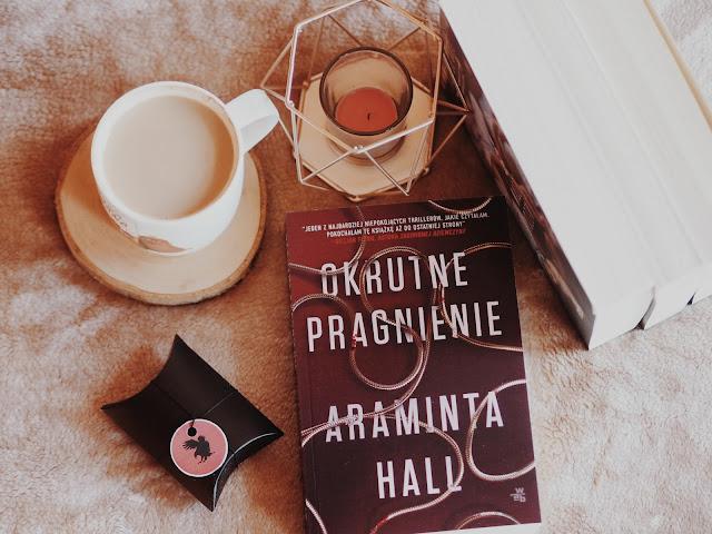"""#108 """"Okrutne pragnienie"""" by Araminta Hall"""