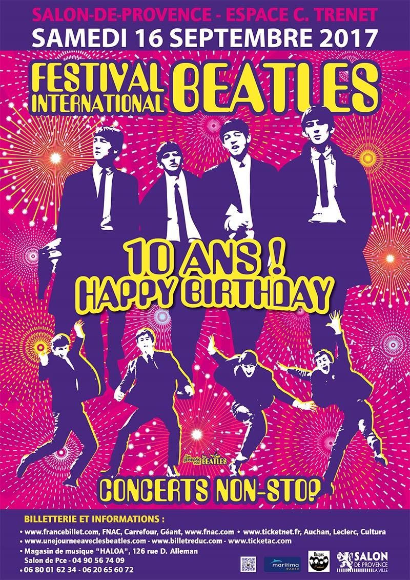 « Une Journée avec les Beatles » fête son dixième anniversaire