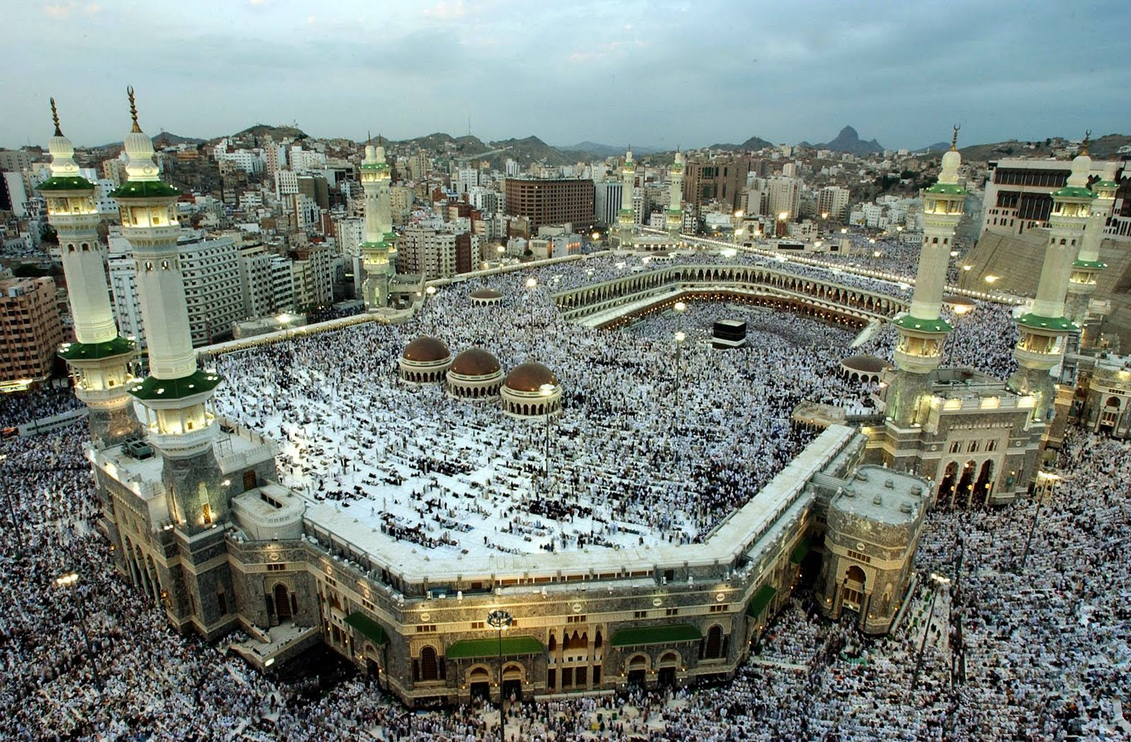 Mecca Holly Place Of Saudi Arabia Travel And Tourism