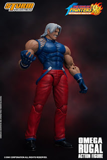 Omega Rugal de King of Fighters 98: Ultimate Match - Storm Collectibles