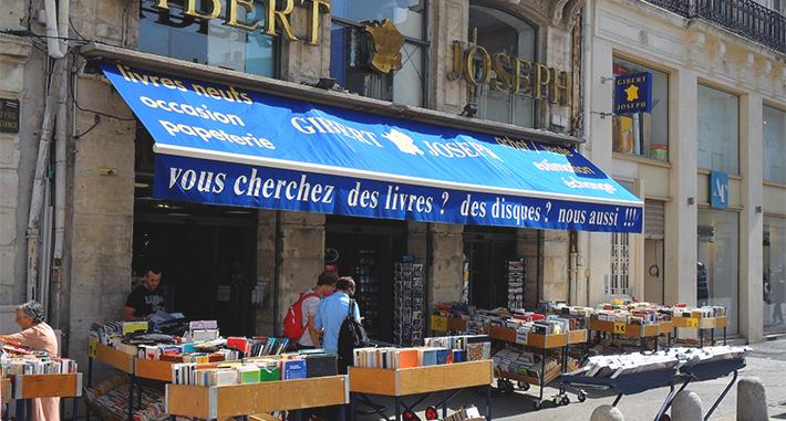 Viagem na Europa: coisas que você vai amar fazer na França - Sebo, livraria