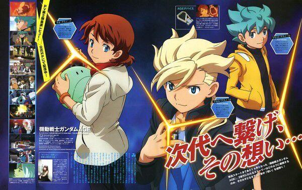 Gundam AGE BD Subtitle Indonesia