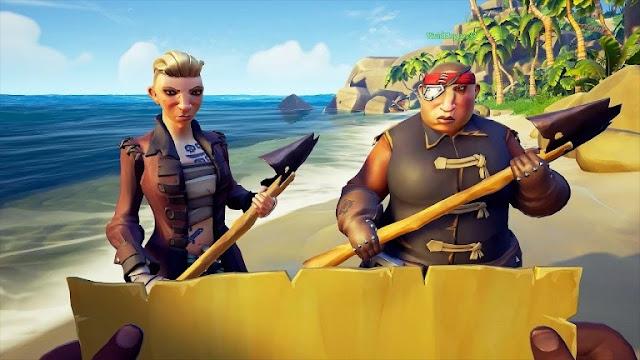 مايكروسوفت تقدم هدية لكل من يشتري يد تحكم Xbox One الحصرية للعبة Sea of Thieves !