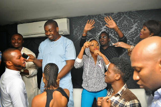 k Don Jazzy, Tiwa Savage, others @ The Place for #MTNCelebDouble rave