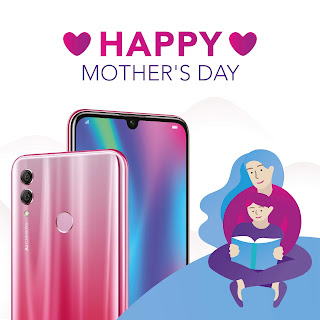 هدايا رائعة للأمهات في عيدهن هواتف ذكية متفوقة من HONOR