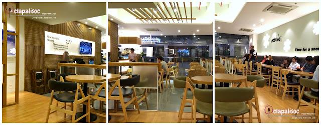 Hobing Korean Dessert Cafe Store Details