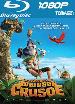 Las locuras de Robinson Crusoe (2016) BRRip 1080p
