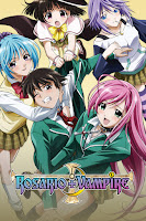 Rosario to Vampire BD Subtitle Indonesia Batch