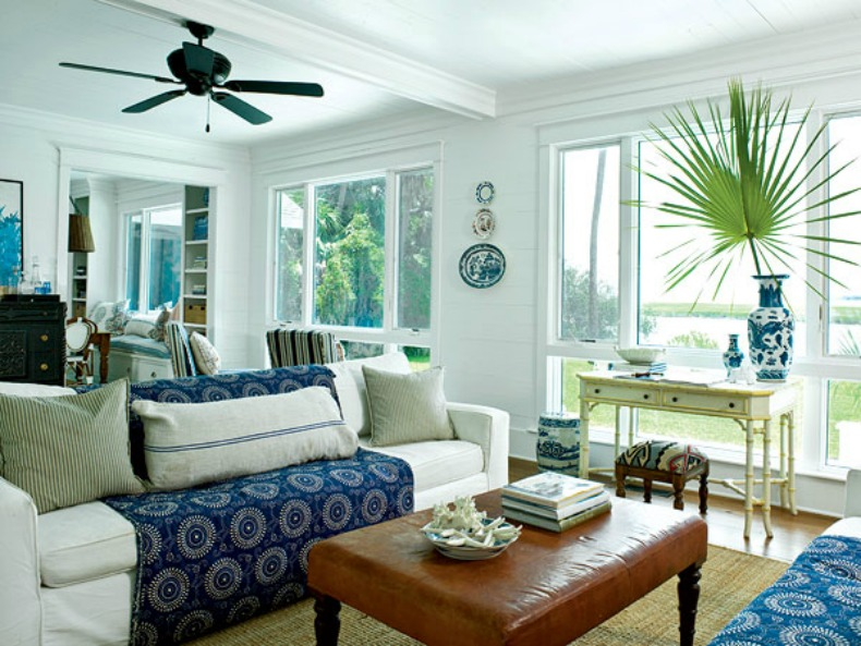 coastal living room, shopping guide