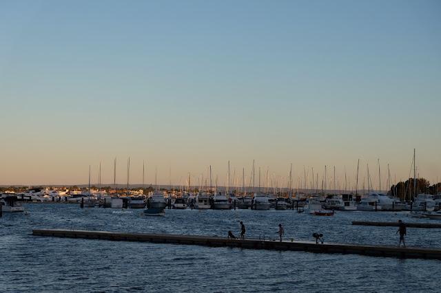 Matilda Bay Reserve Perth Curitan Aqalili