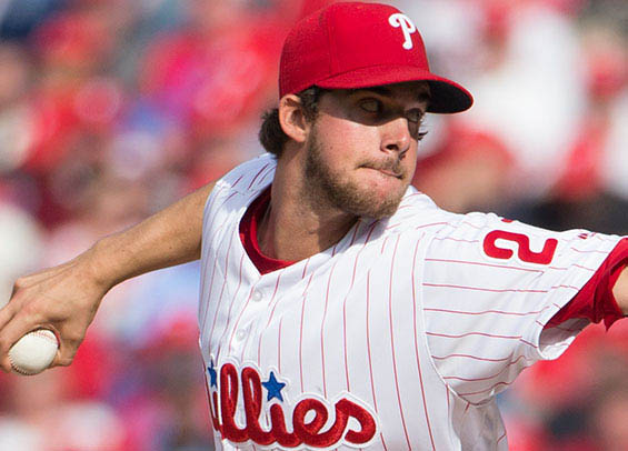 Aaron Nola named finalist for NL Cy Young Award