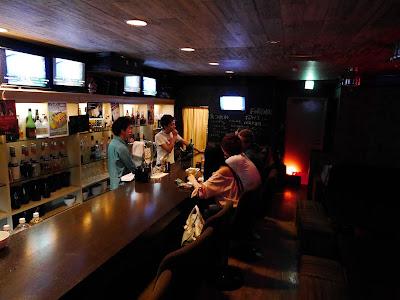 Sun Set Cafe, gay bar in Nagoya.