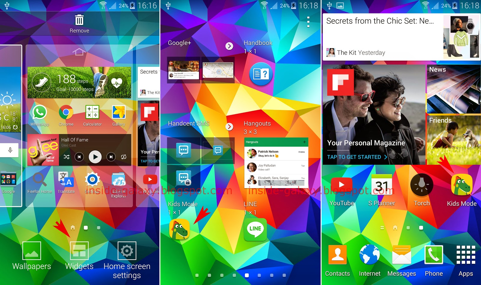 Samsung Galaxy S5: How to Get Back Kids Mode Installer in