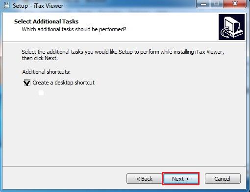 itaxviewer 1.4.9 bước 4