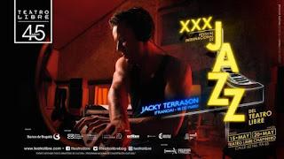 Concierto de JACKY TERRASSON en Bogotá (Piano)