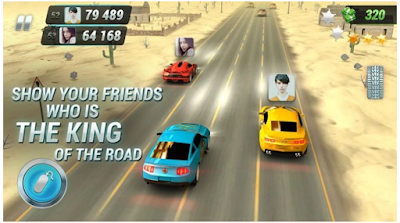 Road Smash Crazy Racing Full Free For Android