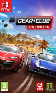 Gear.Club - Gear Club Unlimited Switch XCI NSP