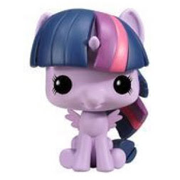 My Little Pony Regular Twilight Sparkle Pocket Pop! Funko