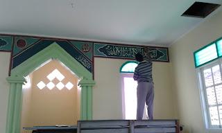 Kaligrafi Masjid | 081310841727