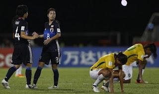 Seleção Sub-20 está eliminada do Mundial de futebol feminino