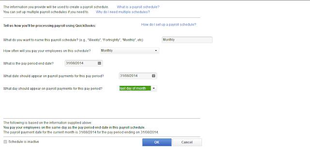 Quickbooks Payroll: Quickbooks Payroll Liabilities Payment