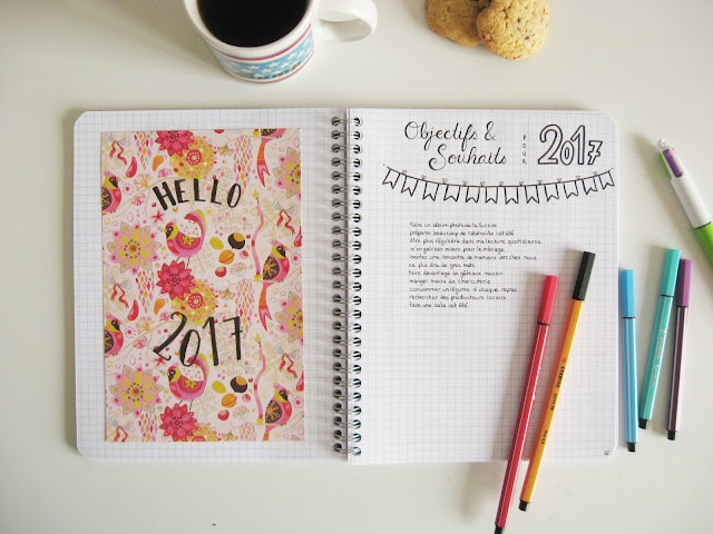 bullet journal flow