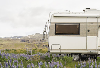 Where to dump RV waste water in Iceland? - Camping in Iceland