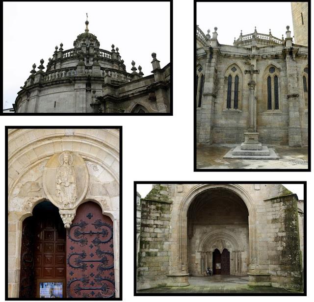 Catedral de Lugo, detalles