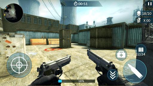 تحميل لعبة Counter Fort Invader: CS Shooting v1.1.0 مهكرة وكاملة للاندرويد أموال لا تنتهي