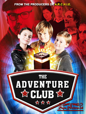 Review Filem, Review Fill Manca, Review Film The adventure club, Sinopsis The adventure club