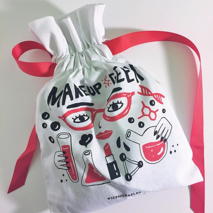 Play! by Sephora August 2017 bag