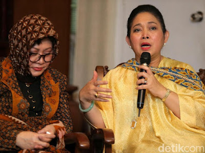 Titiek Soeharto Siap Maju Ketum Golkar