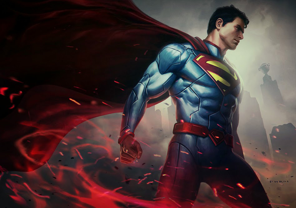 Superman : Game Informer Editor Dismiss Rocksteady Game Rumors.