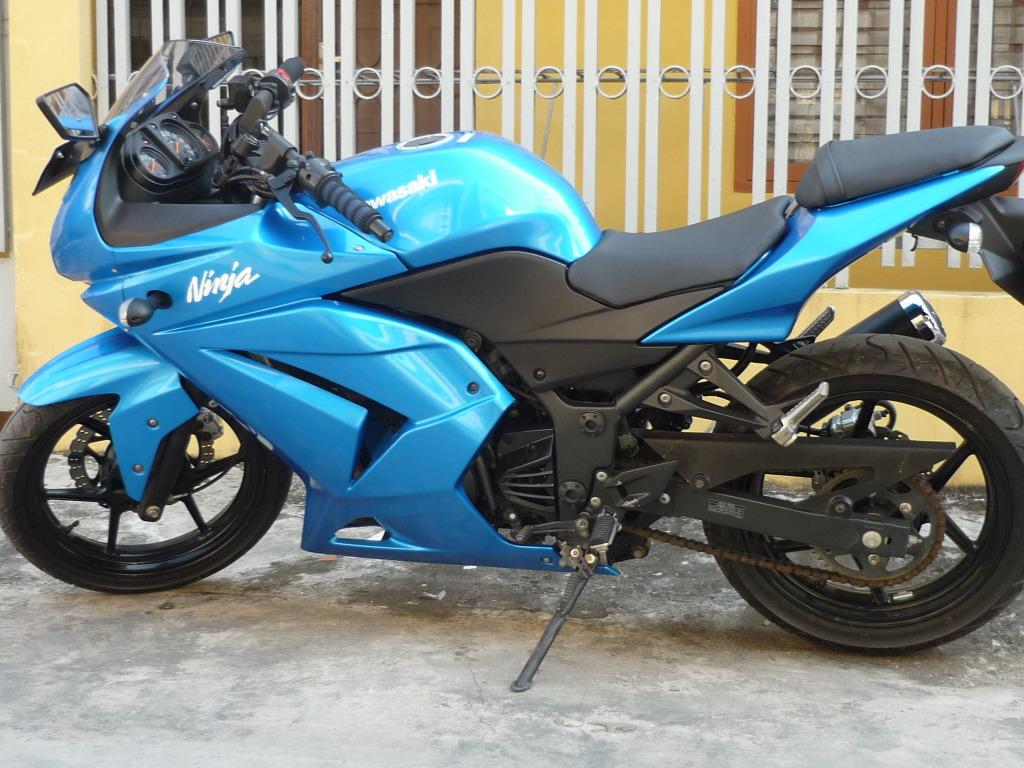 97 Modifikasi Motor Ninja R Bandung Sobat Modifikasi