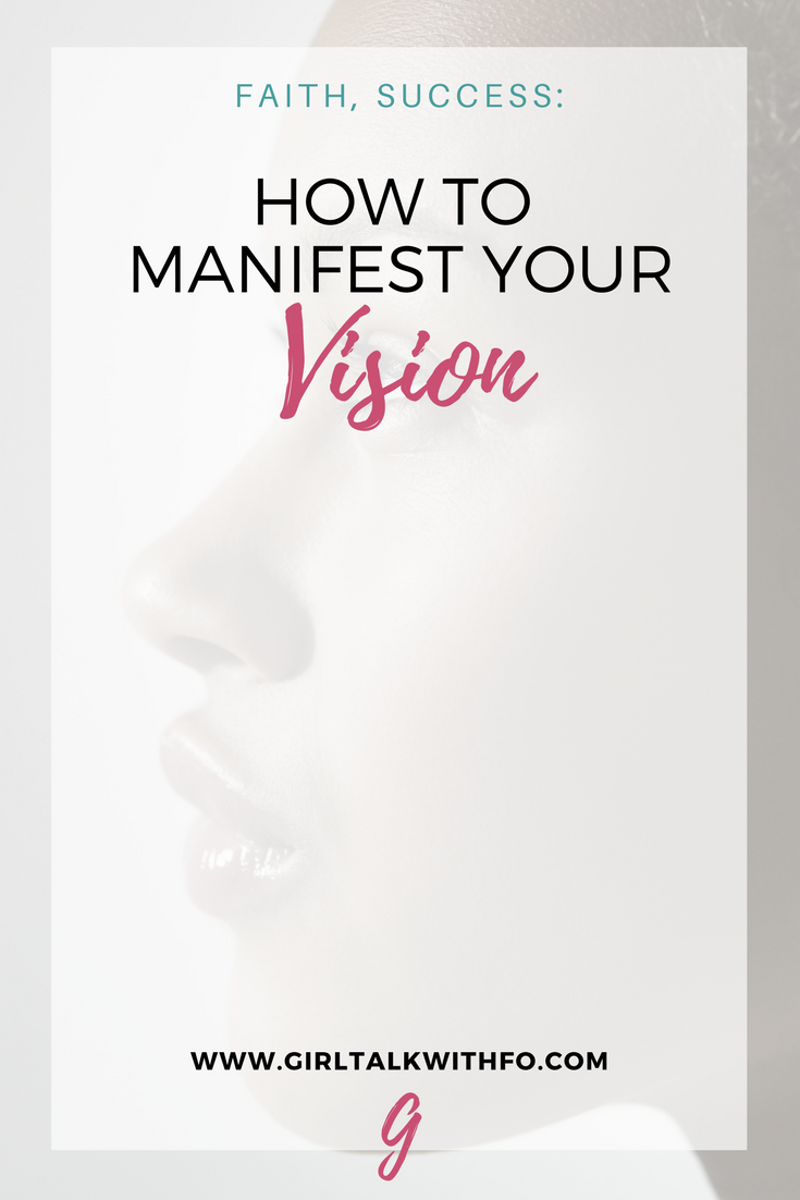 How to Manifest your Life's Vision | 5 Keys of Manifestation