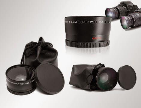 La Creativit di Anna Lente 2 in 1 compatibile con fotocamere Canon e Nikon by Groupalia