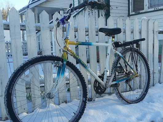 Tips for Winter Biking in Edmonton